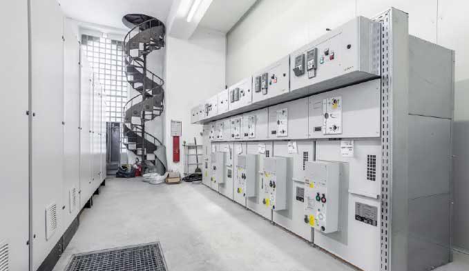 Impianti elettrici di potenza