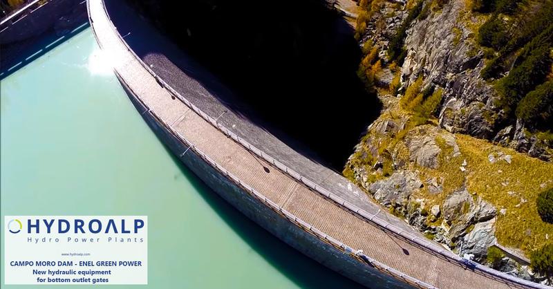 Campo Moro dam
