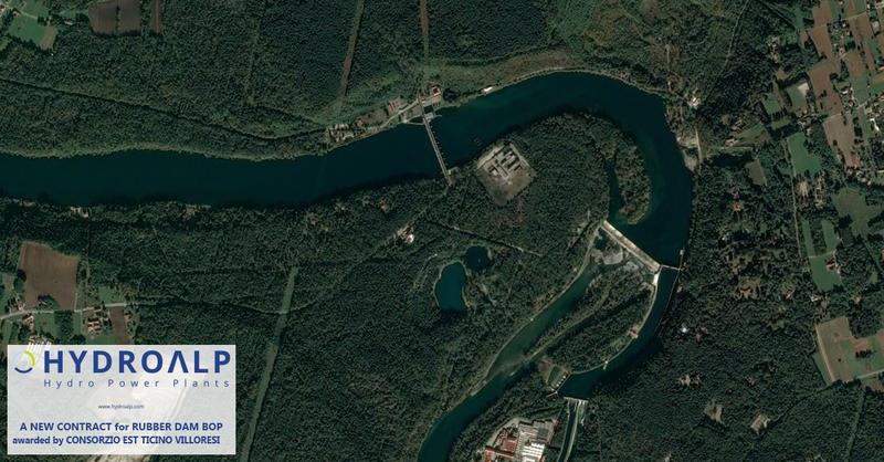 Panperduto Dam